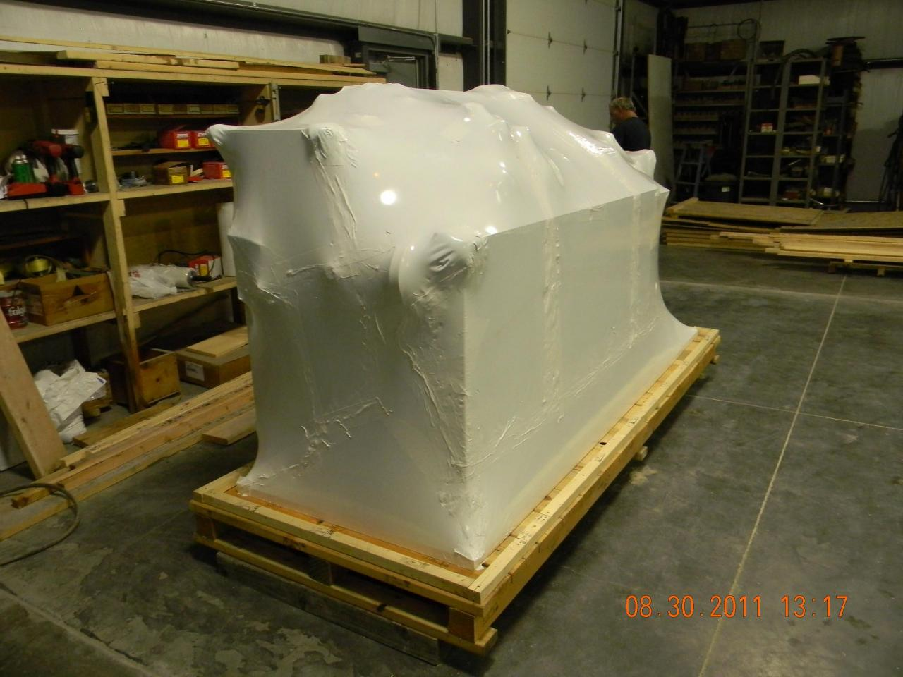 commercial shrink wrap machine